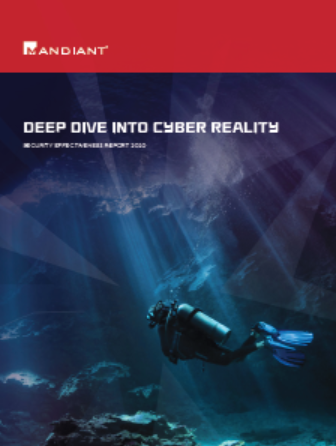 1 12 - Mandiant Security Effectiveness Report 2020: Deep Dive into Cyber Reality