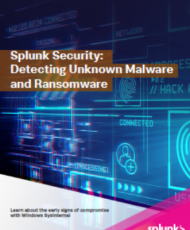 3 12 190x230 - Splunk Security: Detecting Unknown Malware and Ransomware
