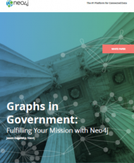 3 3 190x230 - Graphs in Government - Fulfilling Your Mission with Neo4j