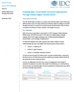 2 2 260x320 - Enabling Agile, Future‐Ready Insurance Organisations