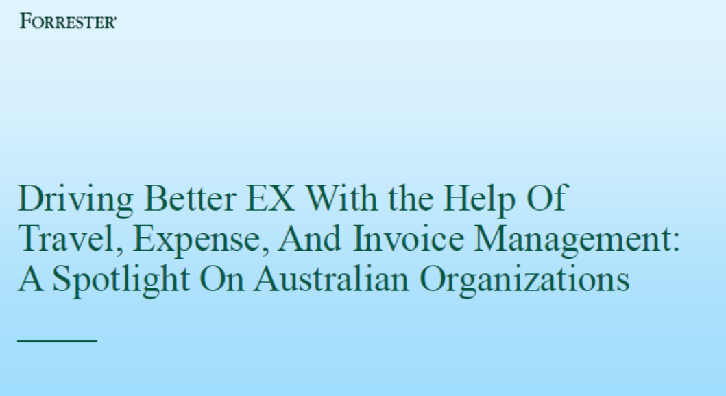 1 8 - Forrester: Your employees can help you get control over spending