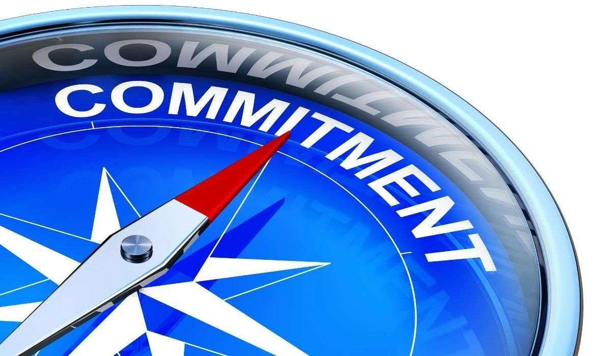 2 1 - Commitment is what Makes Companies Grow