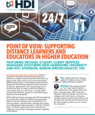 point of view 190x230 - Point of View: Supporting Distance Learners and Educators