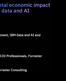 Screenshot 2020 10 20 at 16.07.09 260x320 - Forrester TEI Webinar - The projected total impact of an integrated data and AI platform
