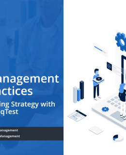 Screenshot 2020 10 28 at 12.54.31 260x320 - Agile Test Management Best Practices: Unify a Diverse Testing Strategy with Tricentis qTest