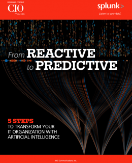Screenshot 2020 10 16 5 steps to transform your it organization with ai pdf 260x320 - 5 Steps to Transform Your IT Organization With AI