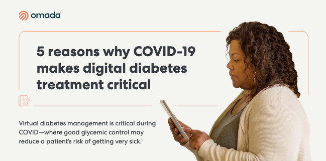 Screenshot 2020 10 17 Article Omada for Diabetes 100220 1 pdf - 5 Reasons Why Covid Makes Digital Diabetes Treatment Critical