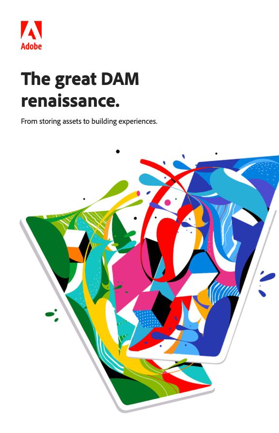 Screenshot 2020 10 20 DAMRenaissance pdf - The Great DAM Renaissance: From Storing Assets To Building Experiences