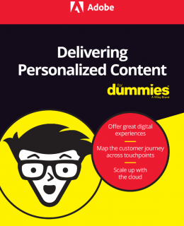Screenshot 2020 10 20 Delivering Personalized Content For Dummies® Adobe Special Edition PersonContentDummies pdf 260x320 - Delivering Personalized Content For Dummies