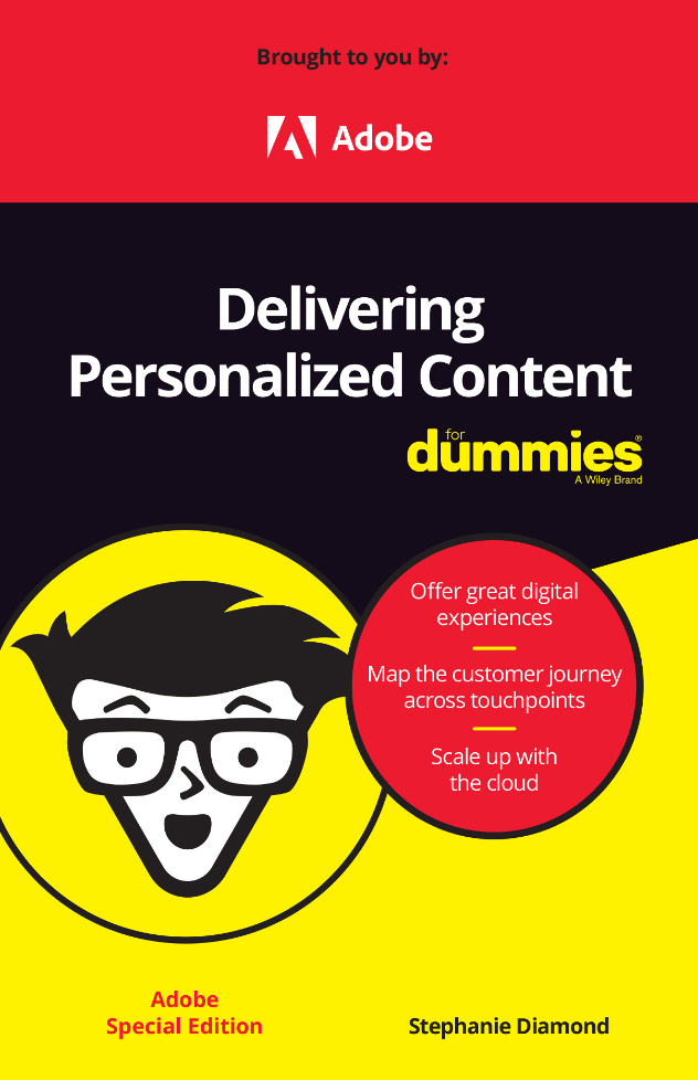 Screenshot 2020 10 20 Delivering Personalized Content For Dummies® Adobe Special Edition PersonContentDummies pdf - Delivering Personalized Content For Dummies