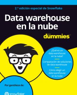 Screenshot 2020 10 21 Data warehouse en la nube para Dummies® 2 ª edición especial de Snowflake Cloud Data Warehousing F... 260x320 - CLOUD DATA WAREHOUSING PARA DUMMIES (2.ª EDICIÓN)
