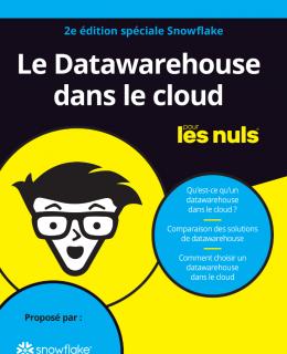 Screenshot 2020 10 21 Le Datawarehouse dans le cloud pour les Nuls® 2e édition spéciale Snowflake le datawarehouse dans ... 260x320 - CLOUD DATA WAREHOUSING POUR LES NULS (2EME EDITION)