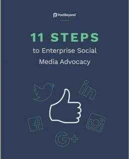 11 Steps to Enterprise Social Media Advocacy