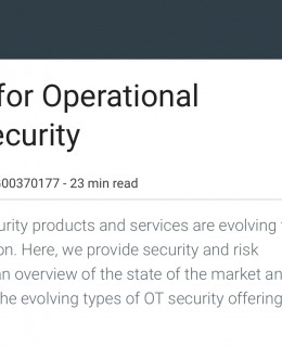 Screenshot 2020 11 04 at 21.41.53 260x320 - Gartner Market Guide for Operational Technology Security