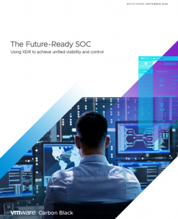 Screenshot 2020 11 03 Future Ready SOC pdf 260x320 - The Future-Ready SOC: Using XDR to Achieve Unified Visibility and Control