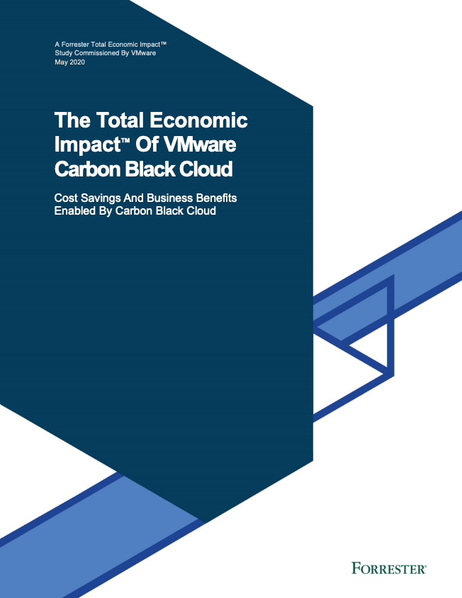 Screenshot 2020 11 03 The Total Economic Impact™ Of VMware Carbon Black Cloud VMWCB Study The Total Economic Impact of VM... - The Total Economic Impact™ of VMware Carbon Black Cloud
