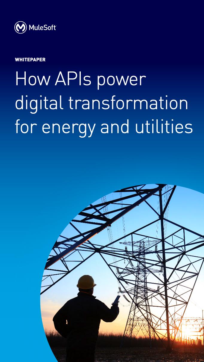 Screenshot 2020 11 15 How APIs power digital transformation for energy and utilities 1 pdf - Whitepaper - How APIs power digital transformation for energy and utilities