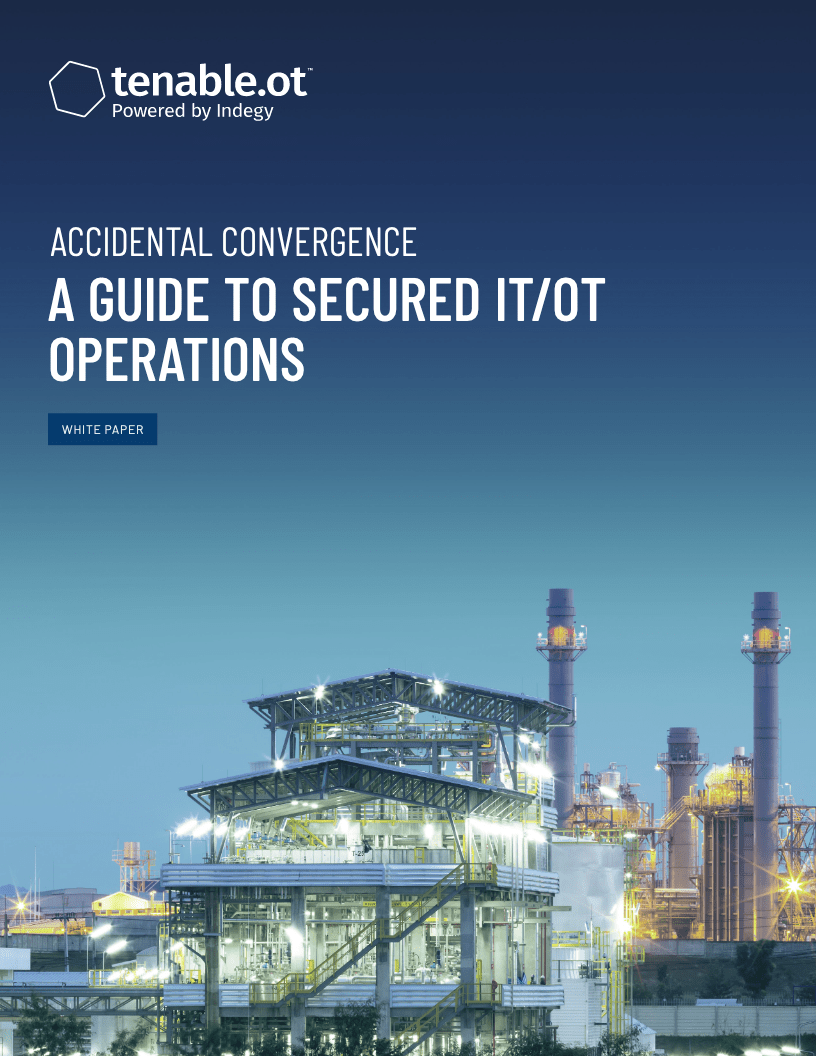 Screenshot 2020 11 24 Whitepaper Accidental Convergence A Guide to Secured IT OT Operations pdf - Accidental Convergence - A Guide To Secured IT/OT Operations