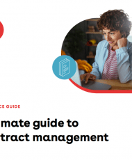 Contract Management 190x230 - The Ultimate Guide to Contract Management