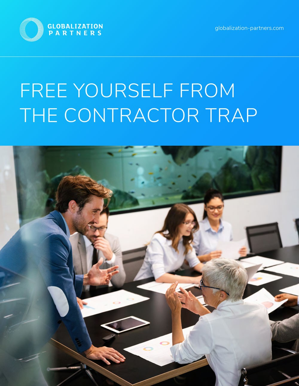 free yourself from the contractor trap whitepaper cover - Free Yourself From The Contractor Trap Whitepaper