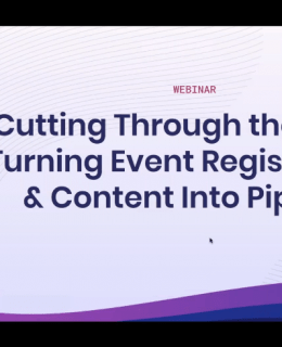 Screenshot 4 3 260x320 - Turning Virtual Event Registrations & Content Into Pipeline