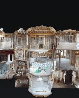 3 260x320 - 4200 N. Oketo Chicago Pre-Drywall Construction Documentation
