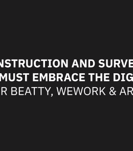 Capture 260x295 - Why the Construction and Surveying Industries Must Embrace the Digital Twin: RICS, Balfour Beatty, WeWork & Arup discuss