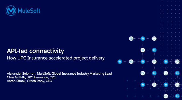 Screenshot 1 22 - How UPC Insurance Accelerated Project Delivery using APIs