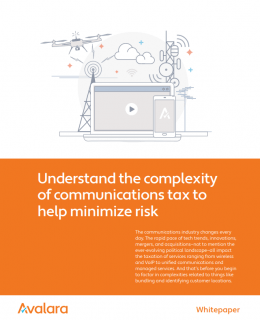 Screenshot 1 9 260x320 - Understand the complexity of communications tax to help minimize risk