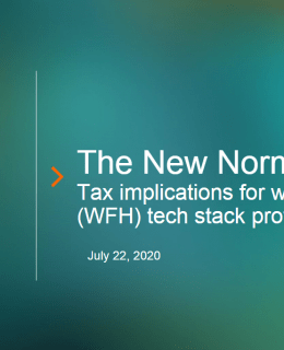 Screenshot 4 260x320 - The new normal: Tax implications for work-from-home tech stack providers (webinar)