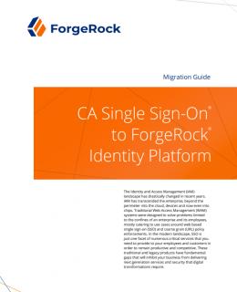 Screenshot 1 6 260x320 - Migration Guide: CA Single Sign-on to ForgeRock Identity Platform