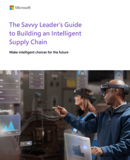 Screenshot 1 10 260x320 - The Savvy Leader's Guide to Building an Intelligent Supply Chain