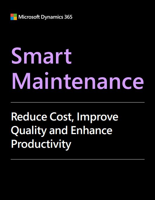 Screenshot 1 9 - Smart Maintenance: Reduce Cost, Improve Quality and Enhance Productivity