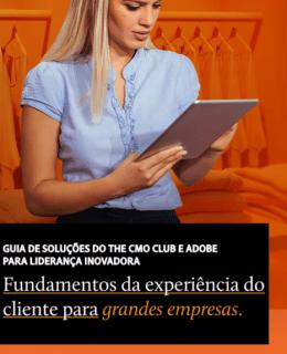 1 2 260x320 - GUIA DE SOLUÇÕES DO THE CMO CLUB E ADOBE PARA LIDERANÇA INOVADORA