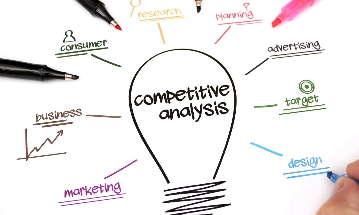 1 - Competitive analysis: how to improve your products and services