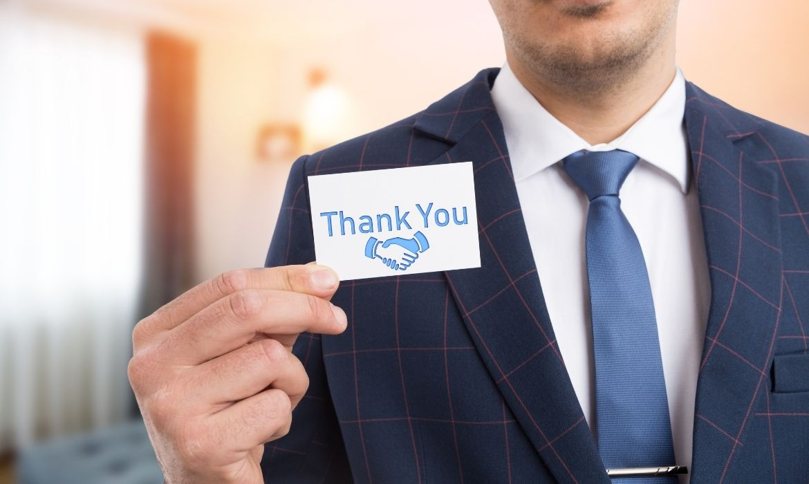 20 - The power of gratitude in business