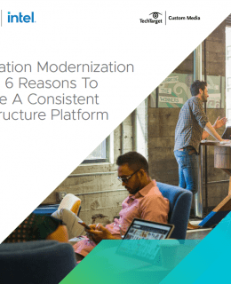 Screenshot 1 40 260x320 - Application Modernization Today: 6 Reasons To Choose A Consistent Infrastructure Platform